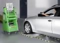 Bosch Bremsenprüfstand BSA und Prüfstrassen SDL